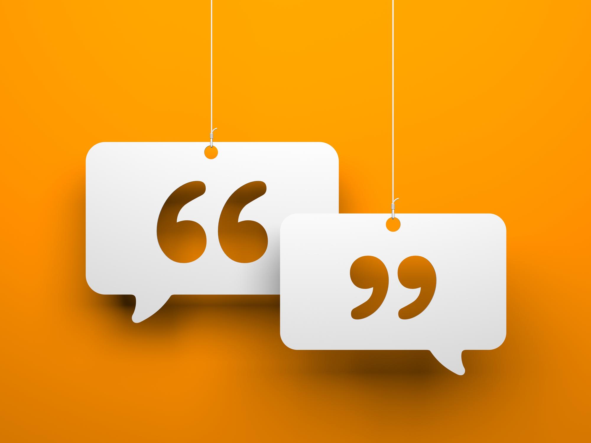 Några ord om bloggande