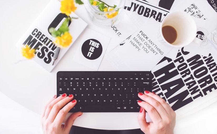 Skriv kvalitativa inlägg på bloggen