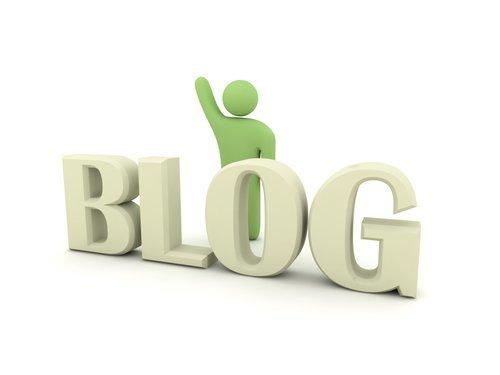 Blogga om du gillar att skriva